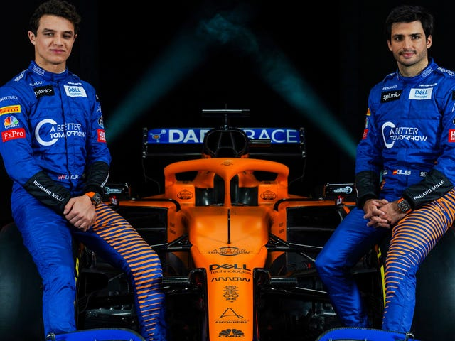 McLaren Formula One Drivers Take Voluntary Pay Cut As The Team Weathers Coronavirus Shutdown