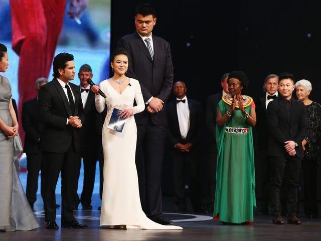 Laporan: Yao Ming, Yang Luar Biasa, Terpilih ke Hall of Fame Bola Basket