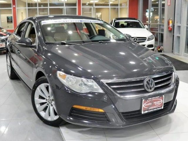 At $6,356, Could This Dealer-Offered 2012 VW CC Be a Pretty Good Deal?