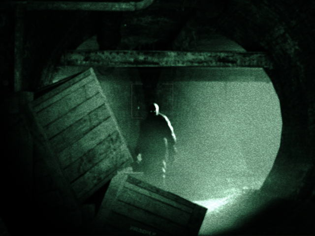 Blindfolded Speedrunner Demolishes Outlast