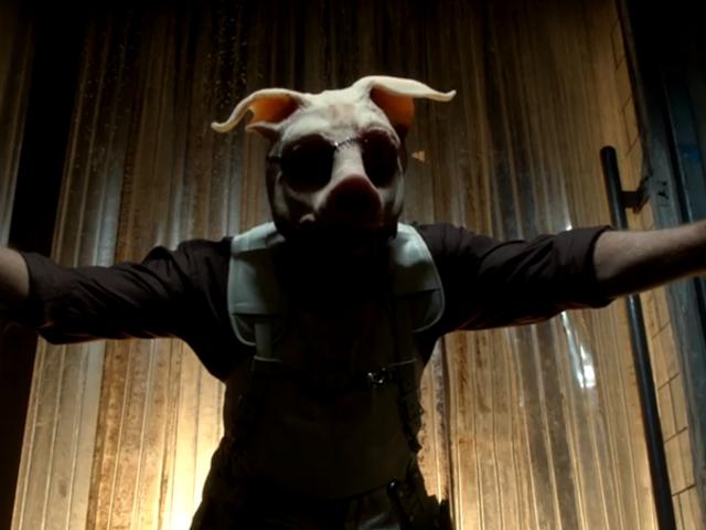 Gotham le está dando al profesor psicópata total Pyg su propio número musical, porque Gotham