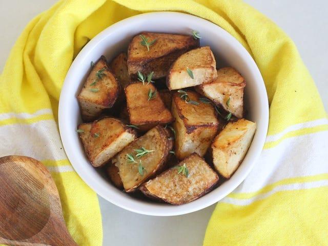 Assaisonner les légumes rôtis avec mieux que le bouillon