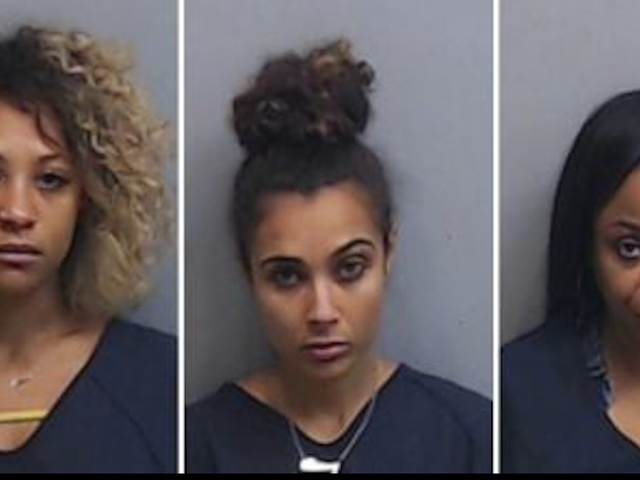 Actresses Arrested in Atlanta for Taking Too Long in the Bathroom