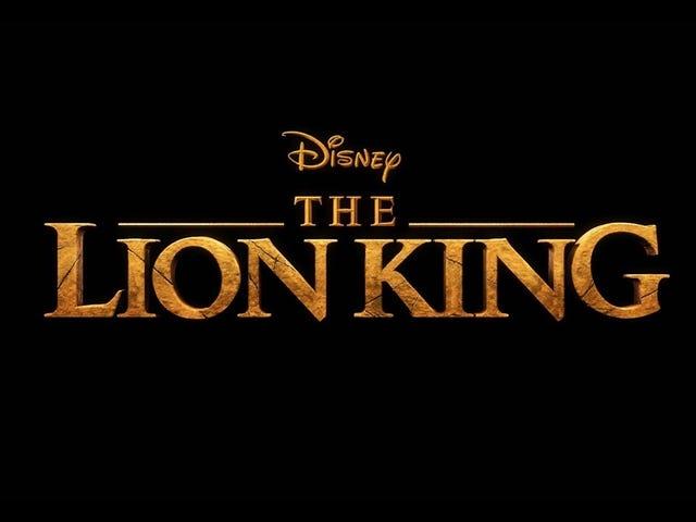 Hay un nuevo teaser de Lion King y oh mierda, Beyoncé finalmente está aquí