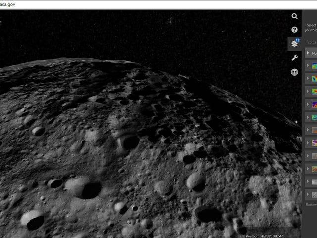 Explore Vesta With A New App For Citizen Scientists
