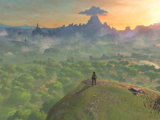 Could Breath of the Wild Be Too Big?