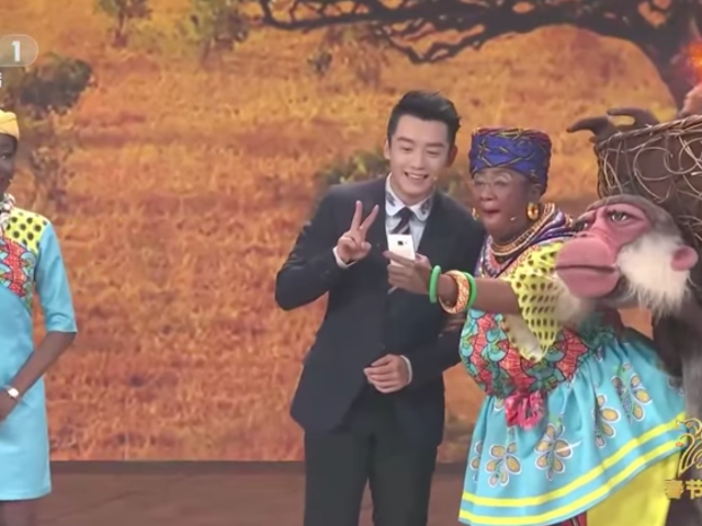 China Dismisses Criticism Over Blackface Sketch During Lunar New Year TV Gala