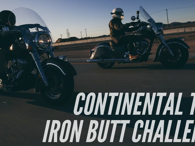 Continental Tire Challenged Me To Ride 1,000 Miles In 24 Hours // VLOG 7