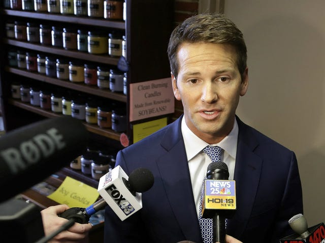 Fancy Downton Abbey Office-Having Congressman Aaron Schock Resigns
