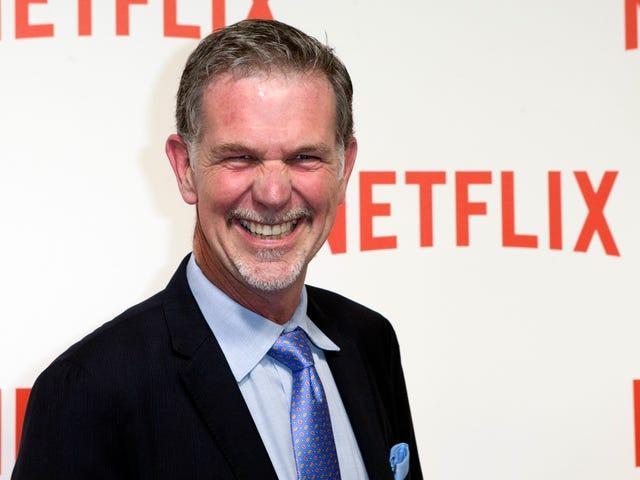 """엘 CEO 드 넷플릭스 (Netflix CEO) : """"모든 혁신과 혁신은 전혀 달라지지 않았다"""""""