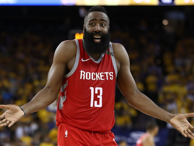 The Rockets Had A Hell Of A Chance, And Then The Warriors Woke Up