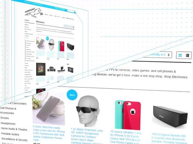 Envío gratis de Shopatronics por cada $ 50 gastados