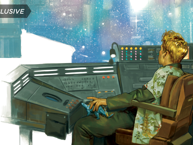 A New Firefly Graphic Novel Will Explore the Life, Death, and Afterlife of Wash