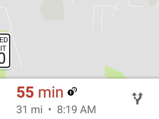 Google Maps Now Shows Speed Limits For Some Users