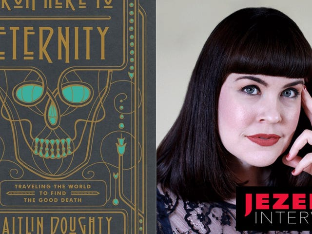 How Mortician Caitlin Doughty Traveled the World on the Wings of Death