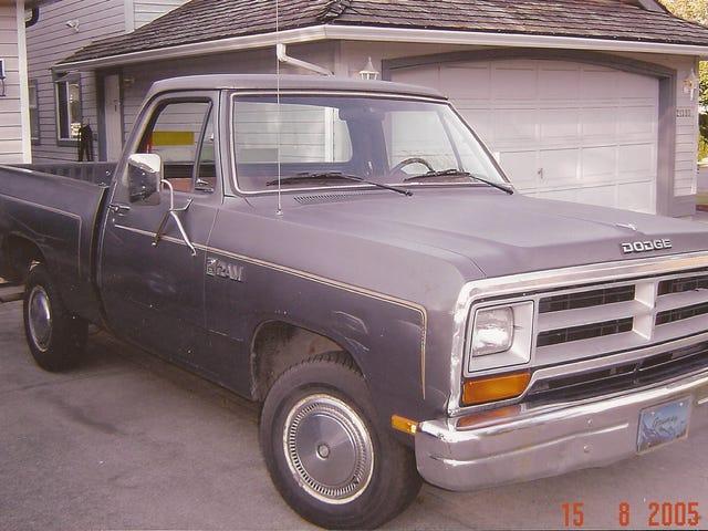 My Truck Before Pics Circa 2005