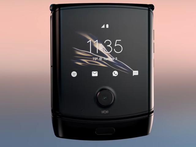 """Motorola: Geen paniek.  De """"Bumps and Bumps"""" van uw Razr zijn normaal"""