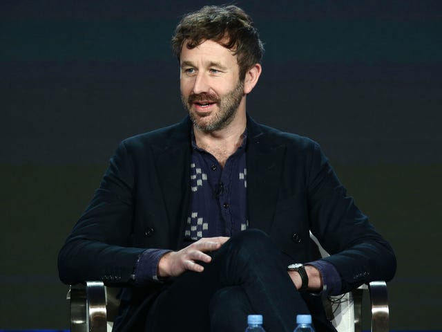 Chris O'Dowd will also enter The Twilight Zone