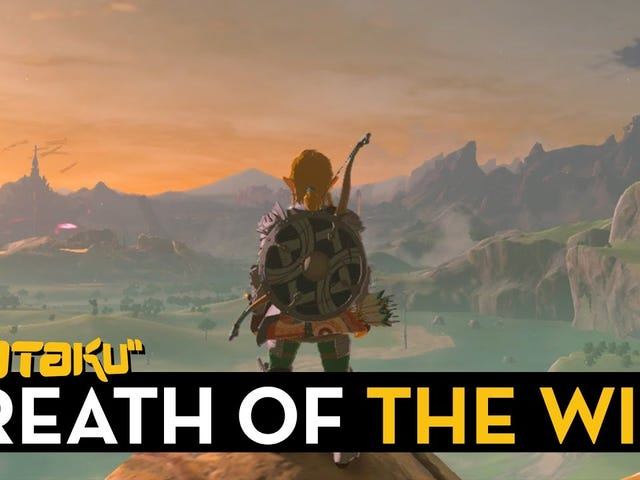 Pick Up a Digital Copy of Breath of the Wild for Just $40