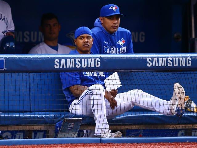 Marcus Stroman ให้ Blue Jays รู้ได้อย่างแม่นยำว่าเขารู้สึกอย่างไรกับการถูกค้าขายกับ The Mets