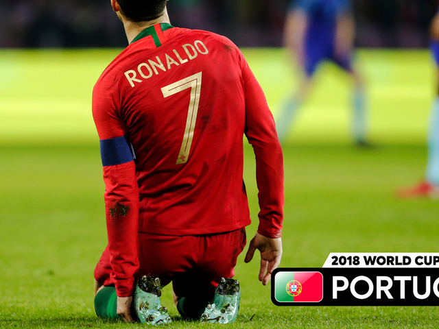 Cristiano Ronaldo And The People He Shares His Country With Will Not Win The World Cup