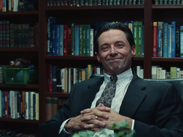 Hugh Jackman is an educator-turned-embezzler in this teaser for HBO's Bad Education