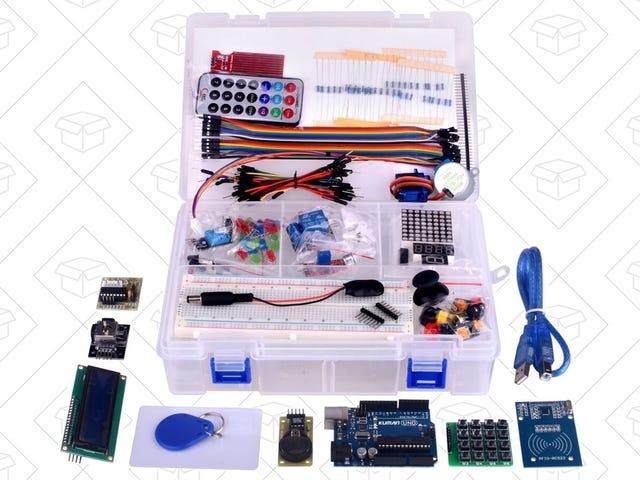 Ce kit de démarrage Arduino de 33 $ devrait satisfaire votre appétit pour le bricolage