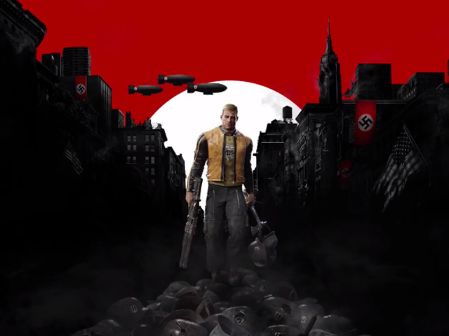 Doom and Wolfenstein II Are Coming To Switch