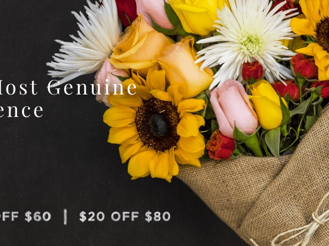 Send Someone Flowers With Extended Black Friday Discounts From The Bouqs