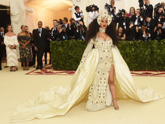 The Met Gala 2018: How Celebs Interpreted 'Fashion and the Catholic Imagination'