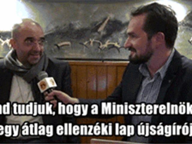 Kovács Zoltán elárulta, hogy Orbán Viktor miért nem ad interjút ellenzéki lapoknak