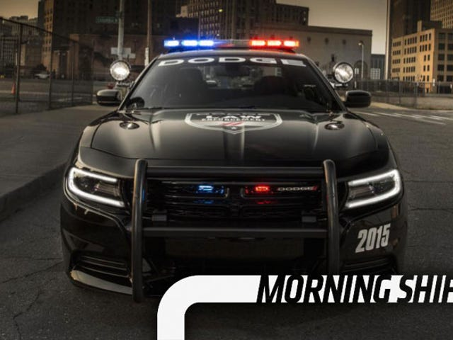 The Real Reason Why Automakers Want The Police To Use Their Cars