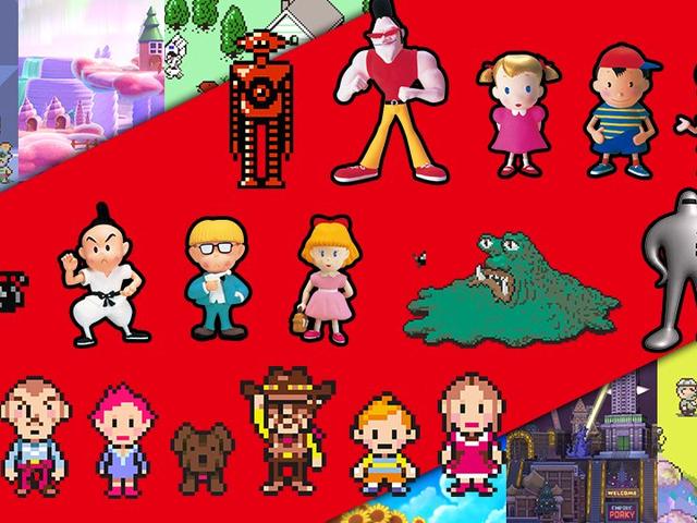 El evento del 30 aniversario de la serie Mother en Smash Bros.Ultimate es demasiado cruel