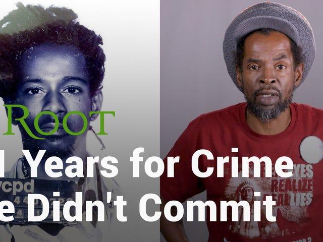 Voksende smerter: Colin Warner ble låst opp i 21 år for en kriminalitet han ikke begikk