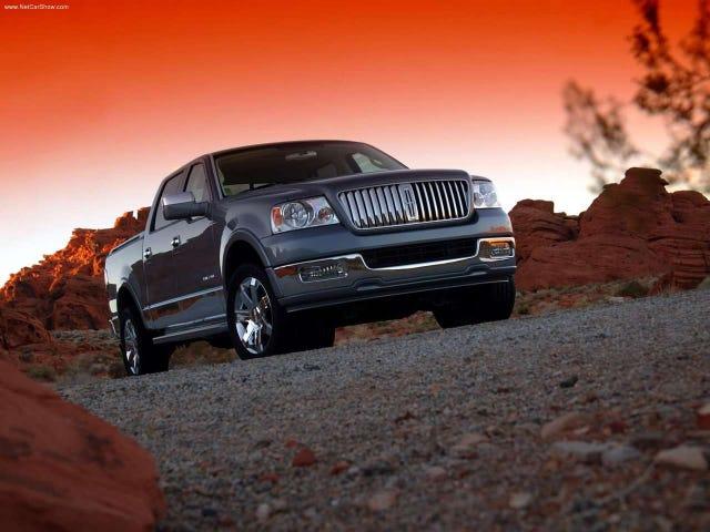 Forgotten Cars: Lincoln Mark LT