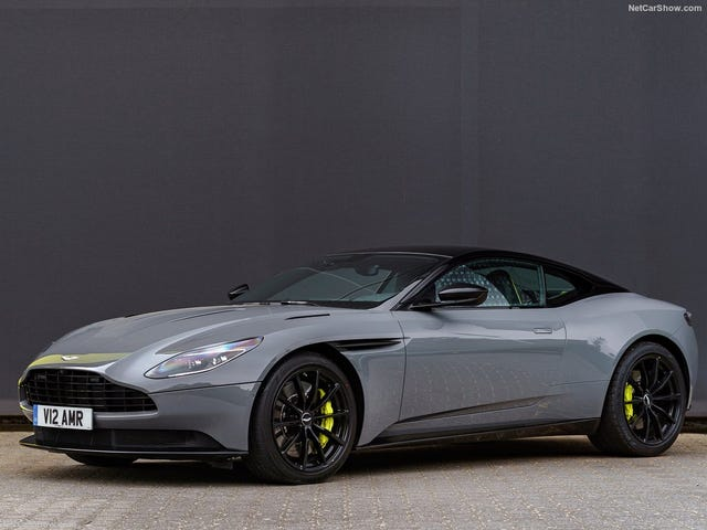 The DB11 AMR Might Be the Best-Looking Aston Martin in a While