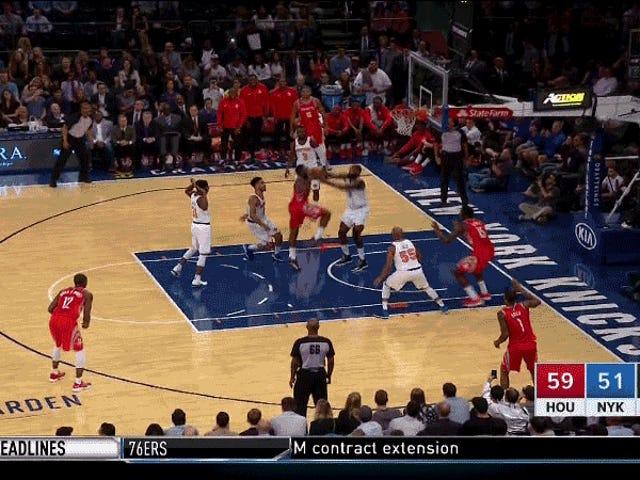 Knicks Basketball!