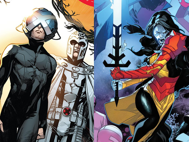 Jonathan Hickman transforms the Marvel Universe with his X-Men takeover