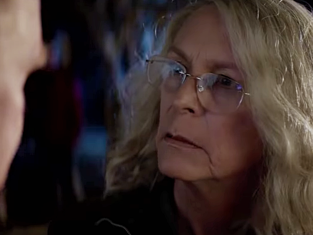 Jamie Lee Curtis on Why the Halloween Crew Wore 'We Are Laurie Strode' Name Tags for Crucial Scene