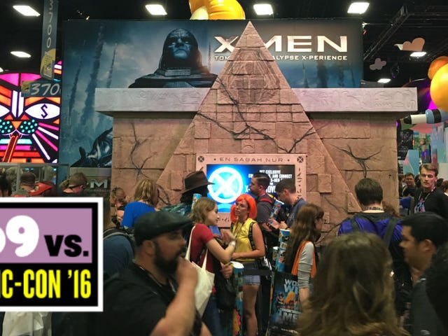 I Entered theX-Men: Apocalypse Escape Room and Lived to Tell the Tale