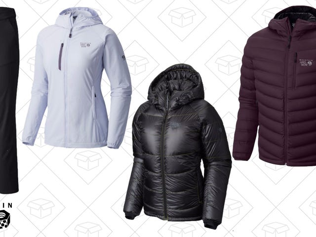 Mountain Hardwear Has All The Outerwear You Need For 25% Off