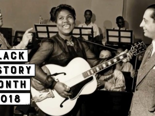 Sister Rosetta Tharpe: The Queer Black Woman Who Invented Rock 'n' Roll