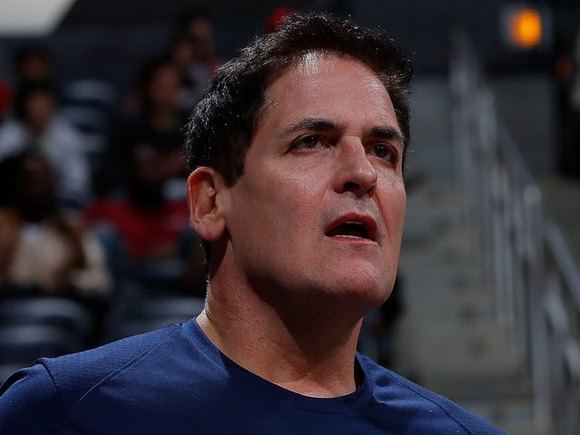 "Mark Cuban On Not Firing Employee After Domestic Abuse Incident: ""Truly A Fuck Up On My Part"""