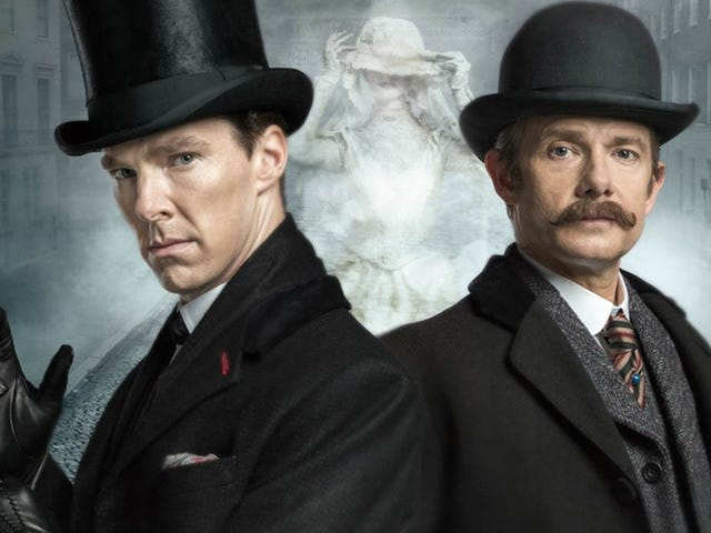 This Week's TV: It's Sherlock, But Not As We Know Him