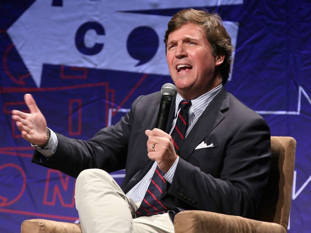Fox News' Tucker Carlson Turns On Trump: He's'Not Capable' And Hasn't Kept His Promises