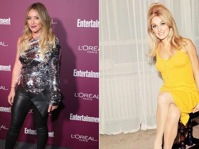 Hilary Duff Will Play Sharon Tate