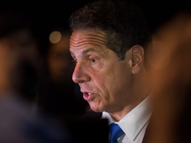 Andrew Cuomo's Campaign Had One Very Enthusiastic Small Donor Who Also Happens to Live at the Same Address As an Andrew Cuomo Aide