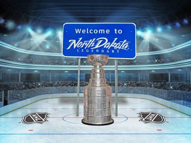 NBA Mendapat Vegas, NHL Mendapat ... Dakota Utara