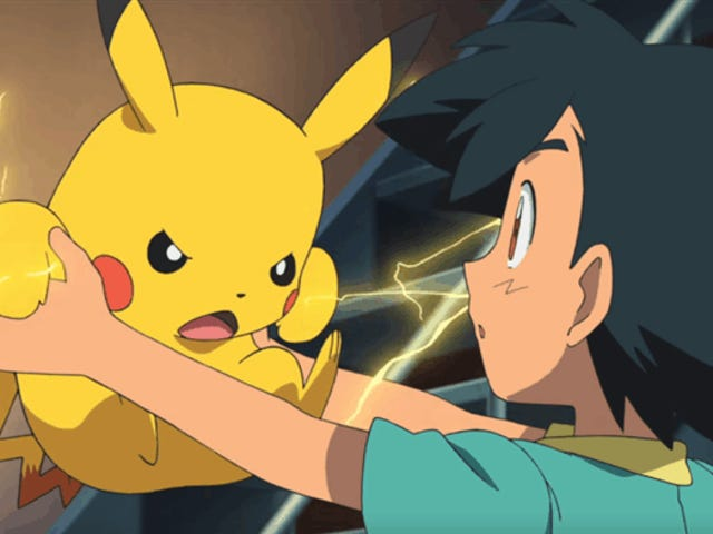 <i>Pokémon</i> Fans Are Losing Their Minds At The End Of The New Movie<em></em>