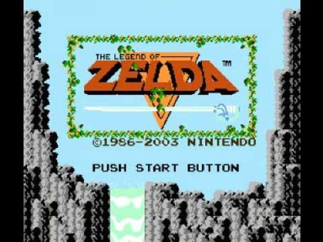 Тема каждой <i>Legend of Zelda</i> Overworld